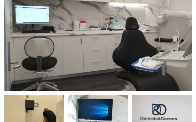 NEW DENTAL CLINIC, COMPUTER AND NETWORK SETUP IN DECEMBER 2018
